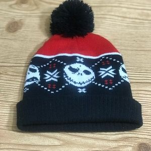 Kids Jack Skellington Snow Beanie *NWOT*
